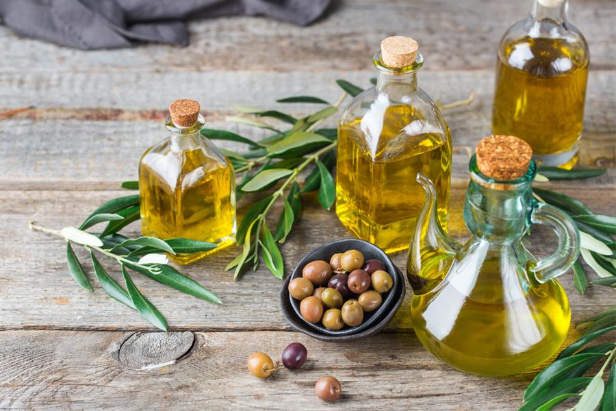 olio di oliva per cucina