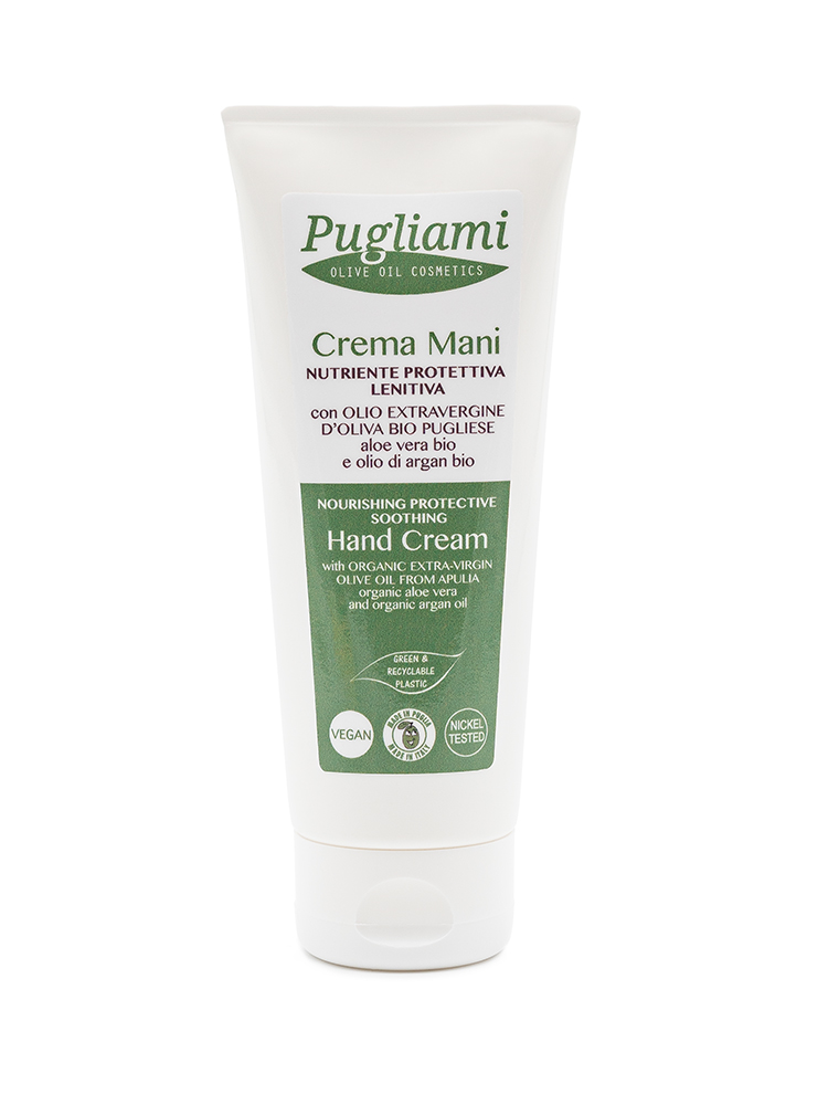 Nourishing protective soothing hand cream