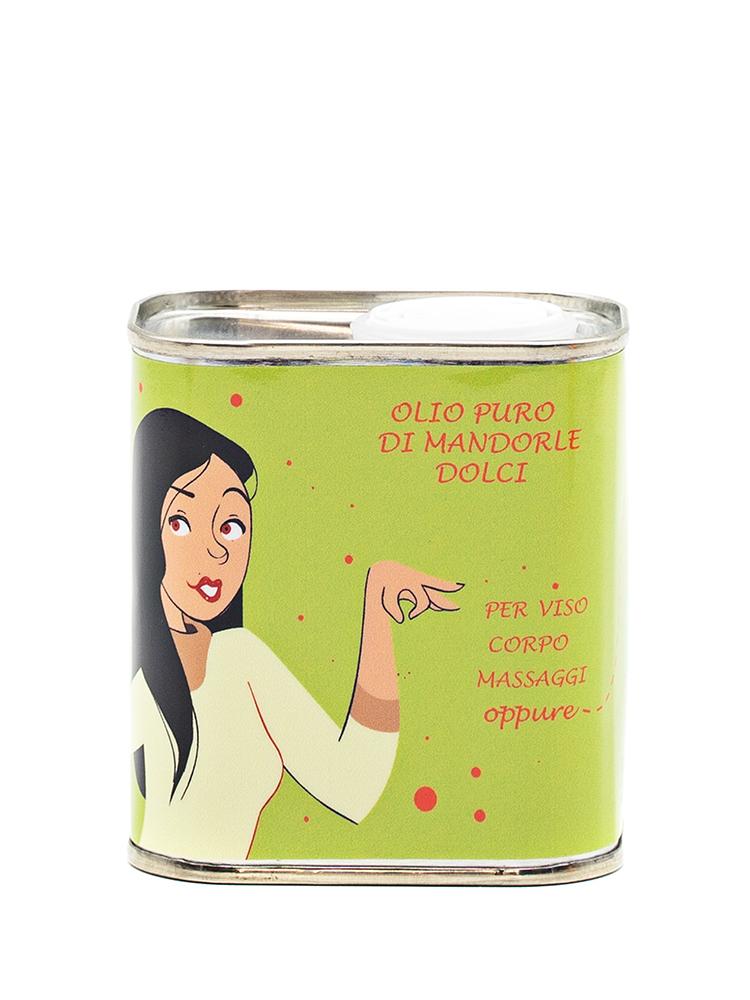 Olio puro di Mandorle dolci
