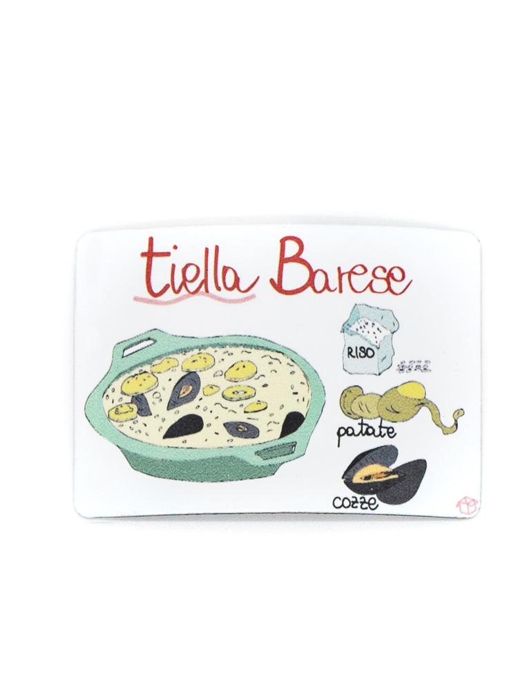 Calamita Puglia frigo Tiella barese