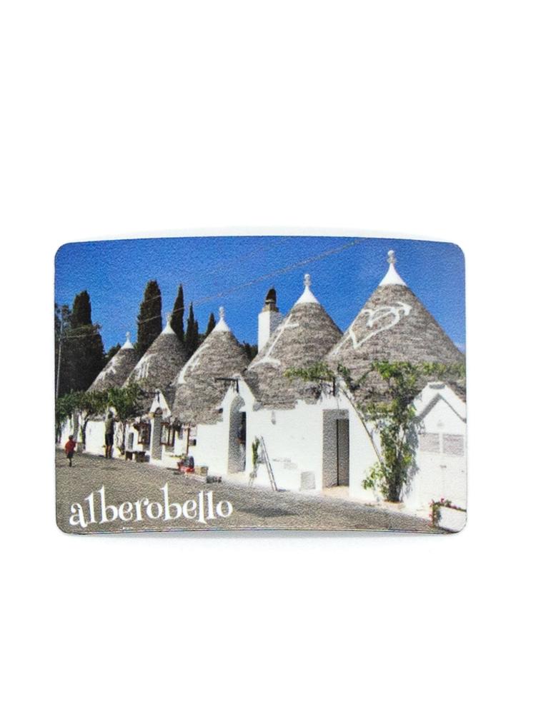 Calamita Puglia frigo Alberobello