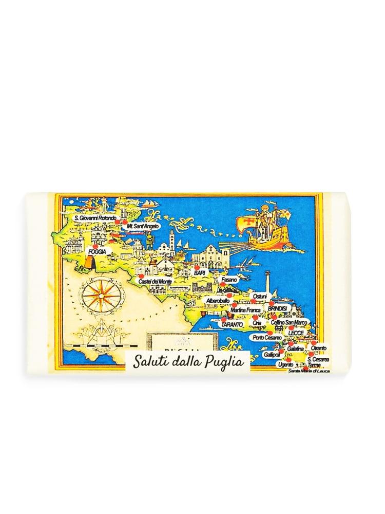 Saponetta artigianale lavanda Puglia
