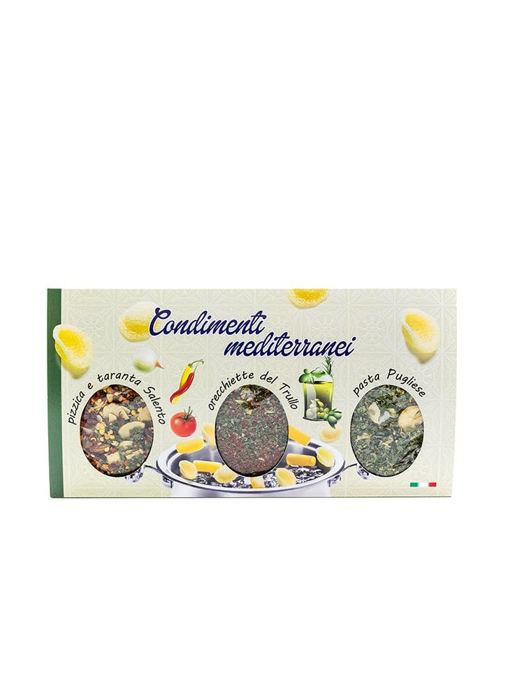 Kit Condimenti Mediterranei