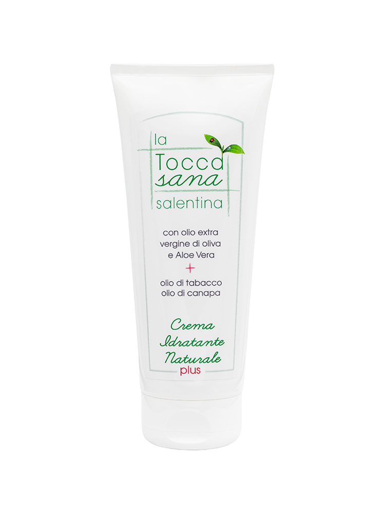 Natural moisturizer cream plus (100ml)