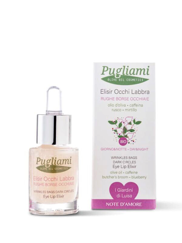 Eye lip elixir wrinkles, bags and dark circles
